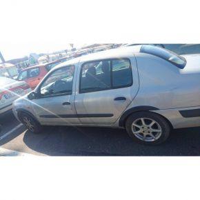 Plastové lemy pre RENAULT THALIA I 2001-2010 4-dverové sedan
