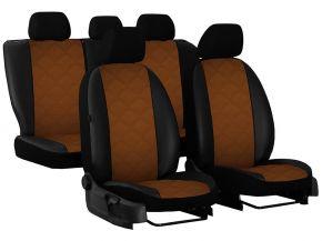 Autopoťahy na mieru Kožené DACIA SANDERO II (2012-2020)