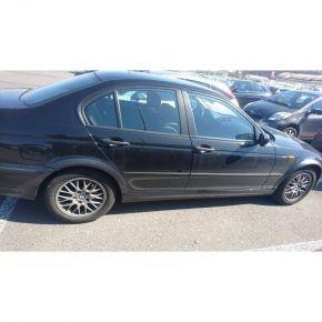 Plastové lemy pre BMW E46 1998–2007 5-DVEROVÉ  Combi
