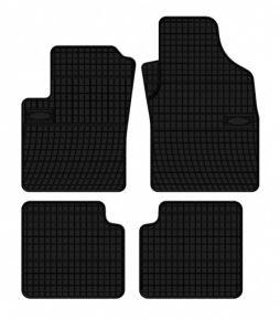 Gumené rohože pre FIAT PANDA 4 ks 2012-