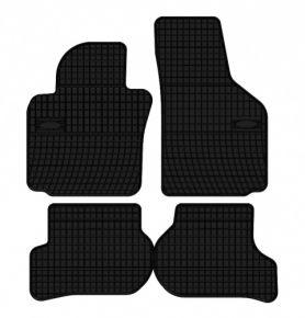 Gumené rohože pre SEAT LEON 4 ks 2005-2012