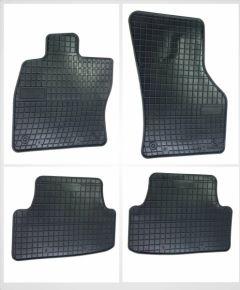Gumené rohože pre SEAT LEON 4 ks 2013-