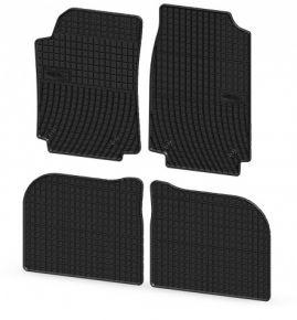 Gumené rohože pre AUDI Q3 4 ks 2011-