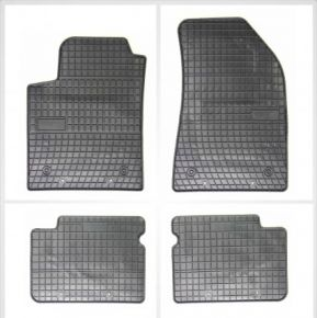 Gumené rohože pre FIAT BRAVO/ BRAVA 4 ks 2007-2014
