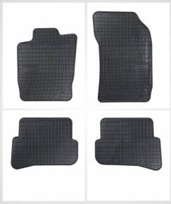 Gumené rohože pre AUDI A1 4 ks 2010-
