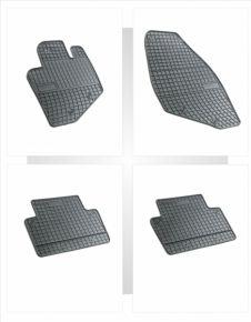 Gumené rohože pre VOLVO S80 4 ks 1998-2006