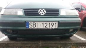 Zimná clona prednej masky pre VW SHARAN I , dolná
