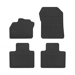 Gumené rohože pre RENAULT ZOE 4 ks 2012-up
