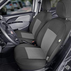 Autopoťahy na mieru Tailor Made 1+1 pre FIAT DOBLO IV (2015→)