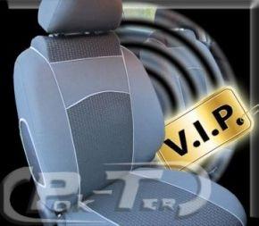 Autopoťahy na mieru Vip FORD TRANSIT CUSTOM 9m (2013-2019)