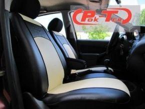 Autopoťahy na mieru Koža FIAT DUCATO II 2+1 (1994-2006)