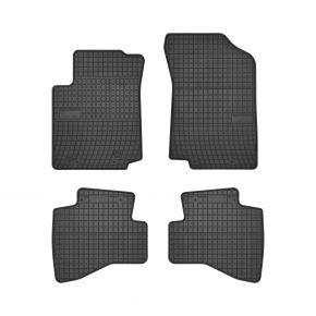 Gumené rohože pre TOYOTA AYGO II 4 ks 2014-up