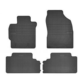 Gumené rohože pre TOYOTA COROLLA X E14, E15 4 ks 2006-2013