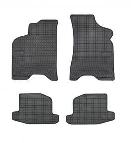 Gumené rohože pre SEAT AROSA 4 ks 1997-2005