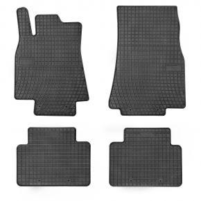 Gumené rohože pre MERCEDES A-CLASS W169 4 ks 2004-2012