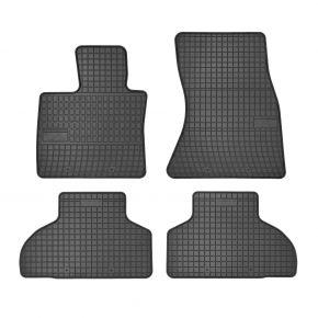 Gumené rohože pre BMW X5 (F15) 4 ks 2013-