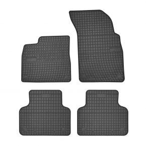 Gumené rohože pre AUDI Q7 II 4 ks 2015-