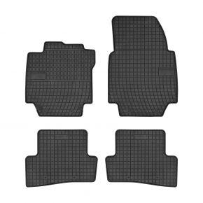 Gumené rohože pre RENAULT CAPTUR 4 ks 2013-up