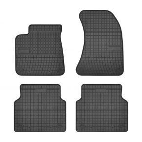 Gumené rohože pre AUDI A8 D4 4 ks 2010-
