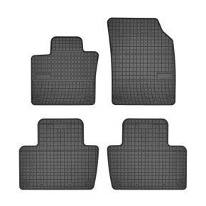 Gumené rohože pre VOLVO XC90 II 4 ks 2015-up
