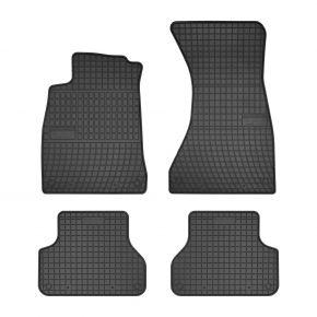 Gumené rohože pre AUDI A4 (B9) 4 ks 2015-