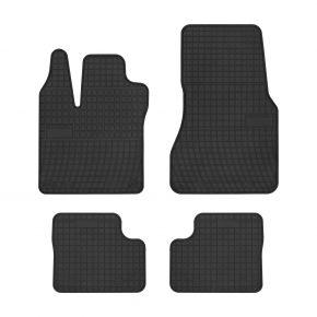 Gumené rohože pre RENAULT TWINGO III 4 ks 2014-up