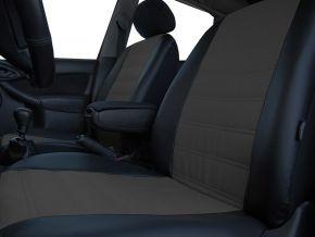 Autopoťahy na mieru Kožené RENAULT CLIO