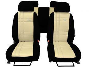 Autopoťahy na mieru Koža Stype AUDI Q7 II 7m. (2015-2020)