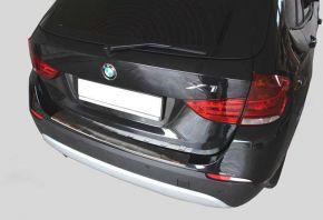 Ochranná nerezová lišta zadného náraznika pre BMW X1 E84