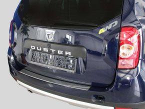 Ochranná nerezová lišta zadného náraznika pre Dacia Duster