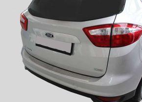 Ochranná nerezová lišta zadného náraznika pre Ford C-MAX