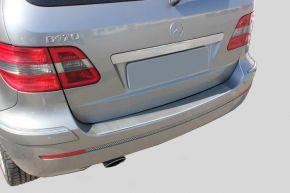 Ochranná nerezová lišta zadného náraznika pre Mercedes B Klasse W245