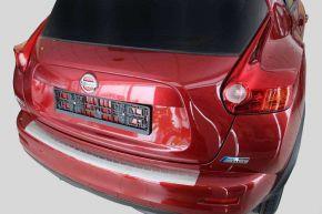 Ochranná nerezová lišta zadného náraznika pre Nissan Juke