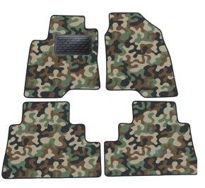 Maskačové textilné koberce pre Chevrolet Captiva /ANTARA