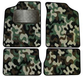 Maskačové textilné koberce pre Citroen AX 1991-1996  4ks