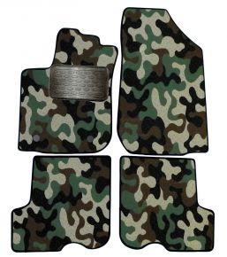 Maskačové textilné koberce pre Dacia Sandero Stepway 2012-up