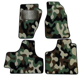 Maskačové textilné koberce pre Dodge Nitro 2007-2012