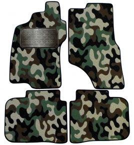 Maskačové textilné koberce pre Fiat Brava 1995-2001 4ks