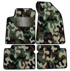 Maskačové textilné koberce pre Fiat Bravo 2007-up 4ks