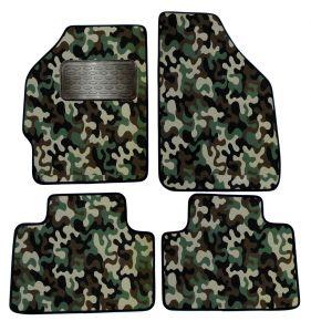 Maskačové textilné koberce pre Fiat Punto II 1999-2005 4ks