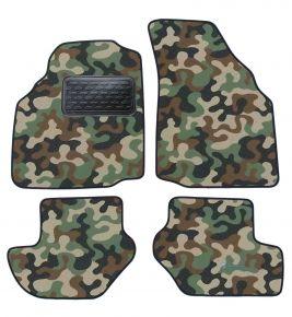 Maskačové textilné koberce pre Ford Puma 1997-2002 4ks