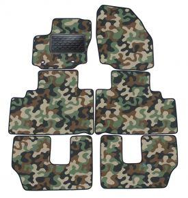 Maskačové textilné koberce pre Ford GALAXY /ALHAMBRA/2006-up
