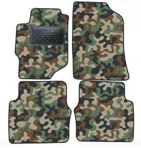 Maskačové textilné koberce pre Honda Accord 1998-2003 4ks