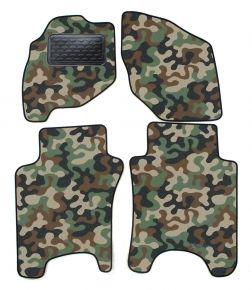 Maskačové textilné koberce pre Honda Jazz 2002-2008