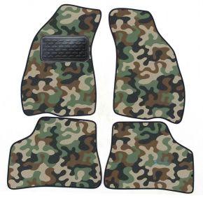 Maskačové textilné koberce pre Hyundai Accent  1994-2000 4ks