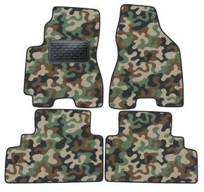 Maskačové textilné koberce pre Hyundai Tucson 2005-2010 4ks