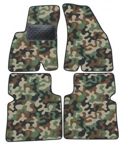 Maskačové textilné koberce pre Hyundai Santa FE 2001-2006