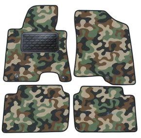 Maskačové textilné koberce pre Hyundai i30  / ceed  2007-2012