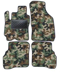 Maskačové textilné koberce pre Hyundai Atos  2004-2008