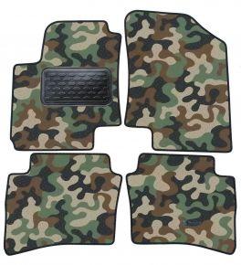 Maskačové textilné koberce pre Hyundai  i20 2008-2012